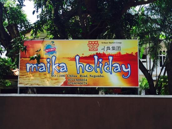 Maika Holiday - Day Tours