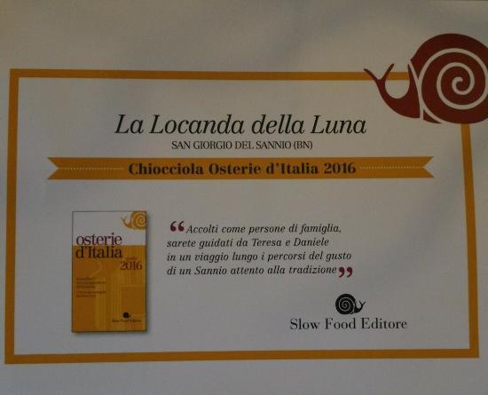 San Giorgio del Sannio, Italië: Chiocciola