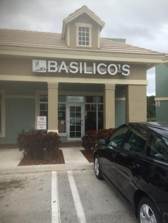 Basilico S Italian Restaurant Wellington Fl