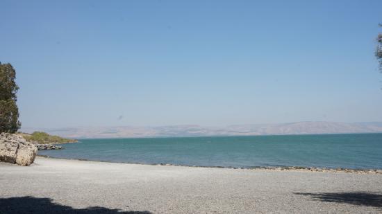 Северный округ, Израиль: Sea of Galilee