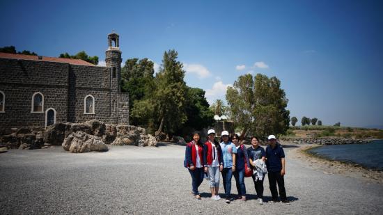 Northern District, Israel: Sea of Galilee & Church
