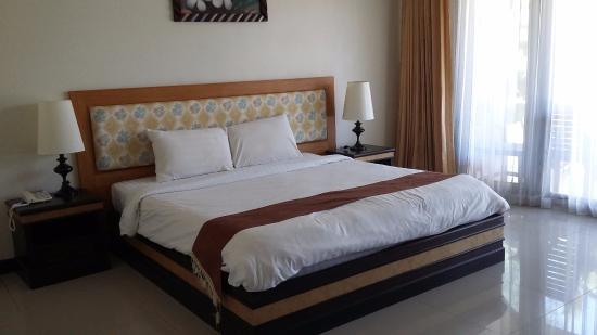 Airport Resort & Spa: la chambre