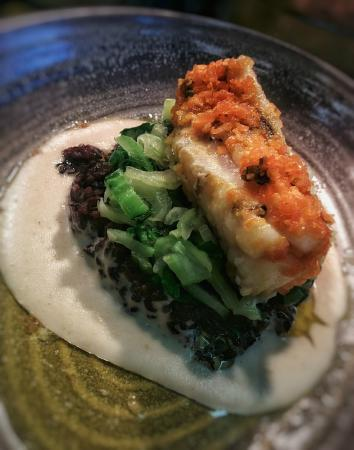 The Flask : fabulous fishy dish