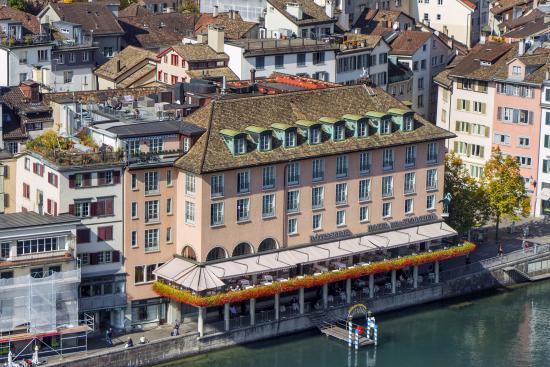 Storchen Zurich: Hotel