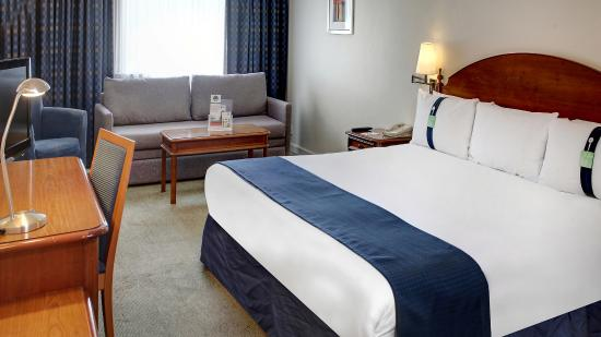 Holiday Inn Aylesbury: Double Bedroom