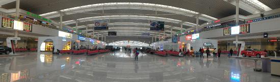 Zhuanghe, China: 大連北駅1