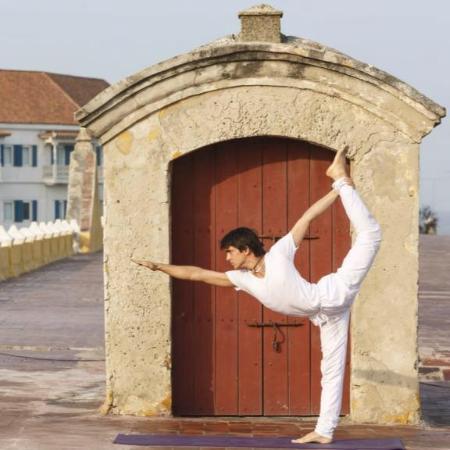Yoga Sanctuary: yoga inbound