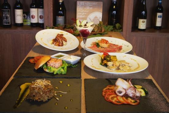 Osteria Tocai: Ogni settimana il nuovo chef ci proporrà una ricca e gustosa gamma di piatti tradizionali