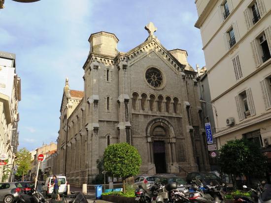 Eglise Notre-Dame de Bon Voyage