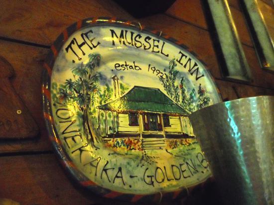 Onekaka, Nueva Zelanda: their own plate!