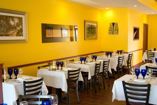 Private dining room pdr picture of ariana restaurant in boston boston tripadvisor - Private dining rooms boston ...