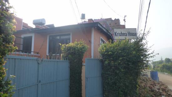 Krishna's House: Bed and Breakfast Krishna House
