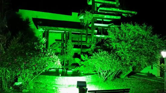 Hotel Solar do Imperador: Jardim interno
