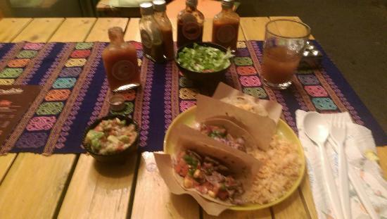 Tacos El Patrón