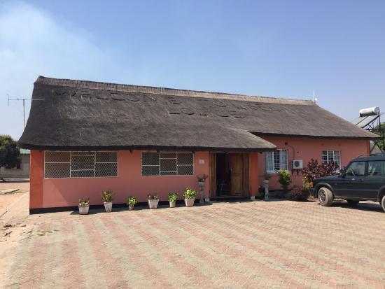 Mongu, زامبيا: Liseli Lodge Main House