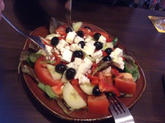 Cerveceria Mapamundi 2011: Greek Salad