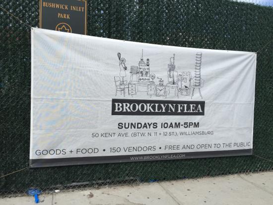 Brooklyn Flea Market - Williamsburg: Feira