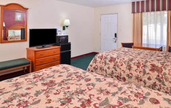 Americas Best Value Inn-Lubbock East: Double room