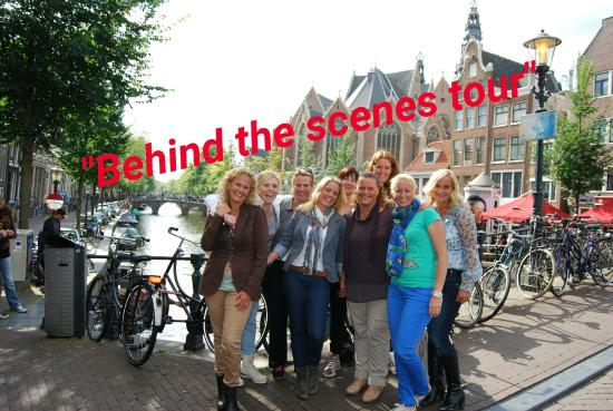 Photo of Red Light District Tours Amsterdam in Amsterdam, No, NL