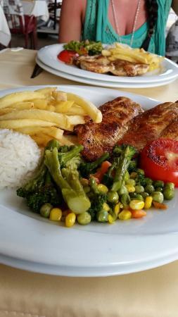 British Corner: Best food in marmaris