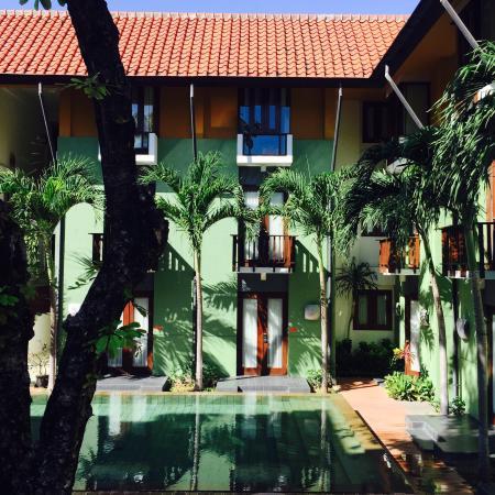 Location harris hotel tuban bali holidays oo for Terrace 8 residence kuta