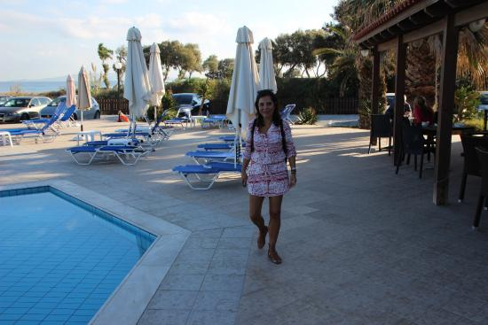 Hotel Akti Corali: Piscina