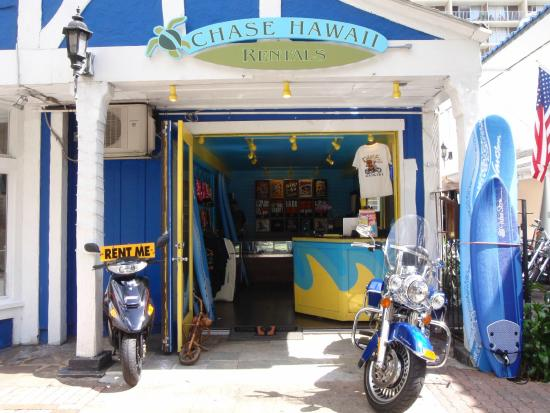 Chase Hawaii Rentals