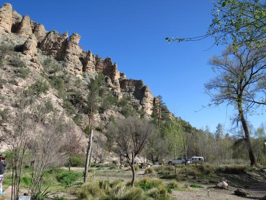 Gila Hot Springs Campground Reviews Silver City Nm