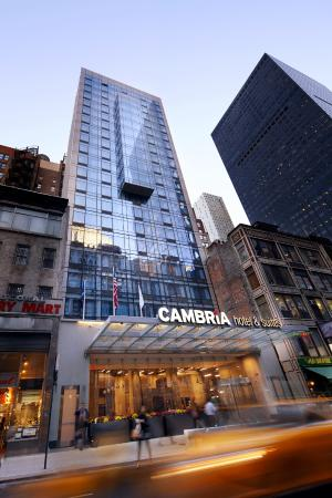 Cambria Hotel Suites New York Times Square