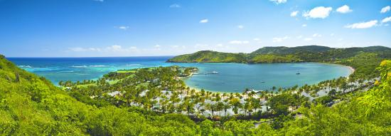 Mamora Bay, Antigua: St. James's Club Antigua