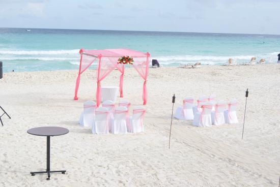 Fiesta Americana Condesa Cancun Wedding Ideas 2018