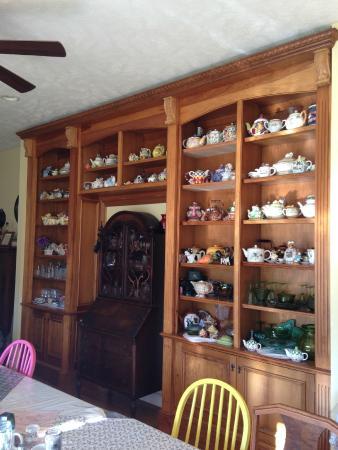 Munfordville, Κεντάκι: Teapots