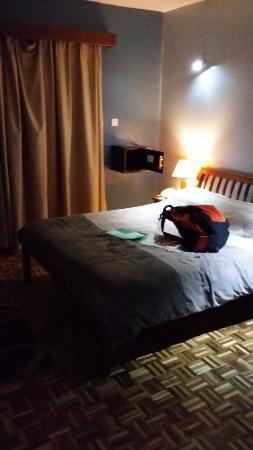 Amani Gardens Inn: Simple but nice rooms