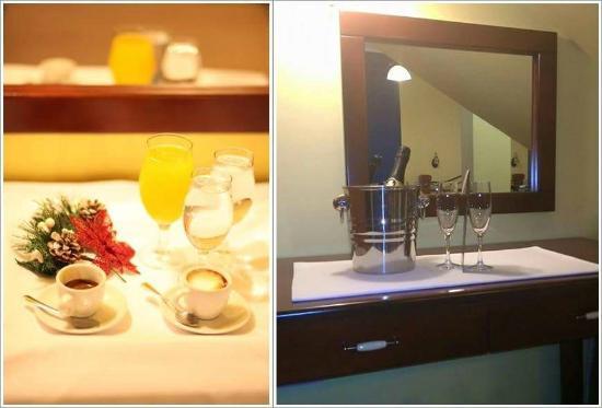Hotel Laguna : Small delights