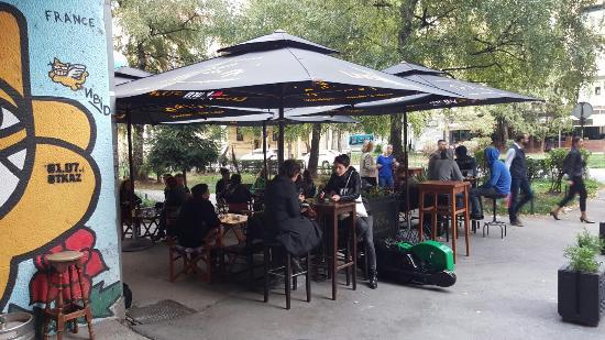 Caffe Bar Galerija B. Smoje - Picture of Caffe Bar Galerija B ...