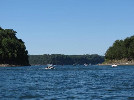 Russell Springs, KY: Over 1,200 miles of shoreline!