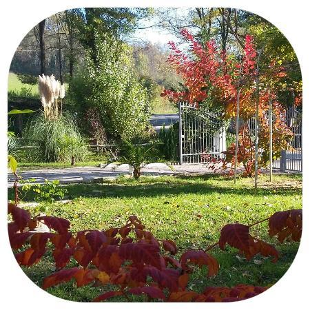 Mondaino, Italien: Sapori e colori d'autunno....