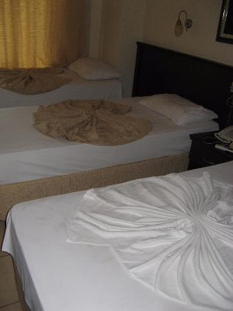 Peymen Hotel: Наш номер