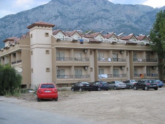 Peymen Hotel : Отель