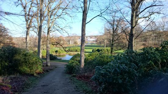 Ronneby Brunn Hotel Spa Resort: brunnspark