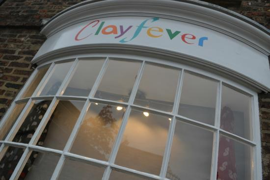 ClayFever Ceramic Painting Studio