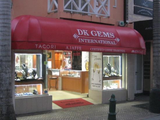 DK Gems International