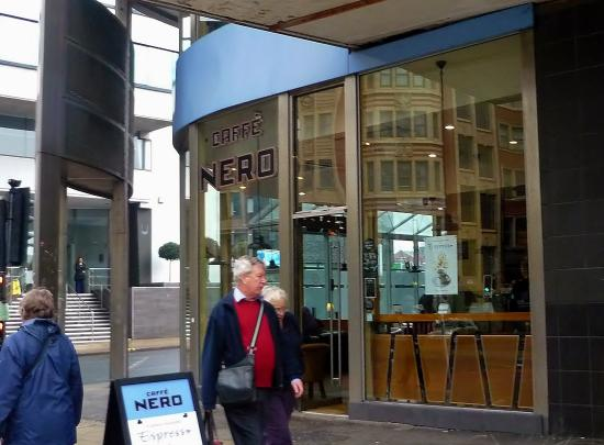 Caffe Nero Piccadilly Approach Manchester Menu Prices