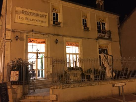 Restaurant picture of le ricordeau loudun tripadvisor for Restaurant ricordeau