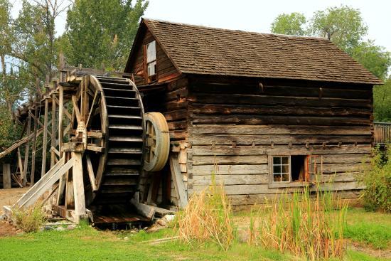 Keremeos, Canadá: Mühle