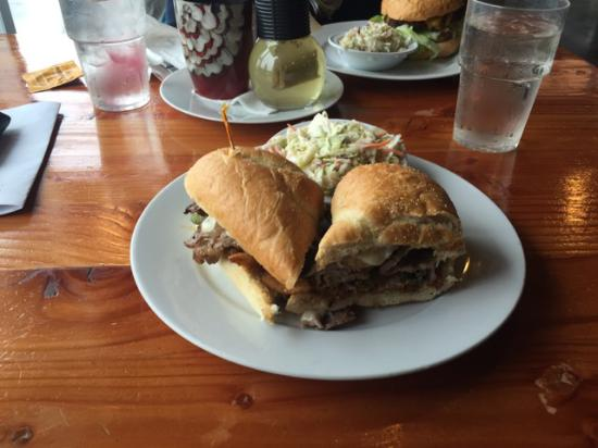 The Uptown Cafe: The Cheesesteak Lunch