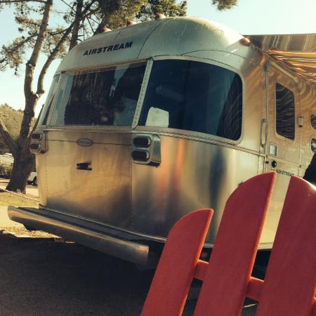 La Selva Beach, Californien: Permanent airstream rental unit