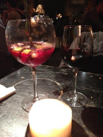 The Port House: The best sangrija !!