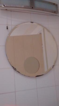 The Dukes Head: mirror
