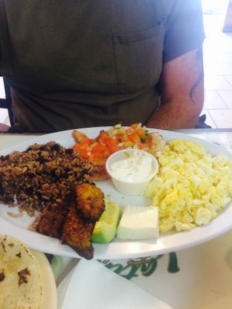 Menu Picture Of Latin Food Restaurant West Monroe Tripadvisor